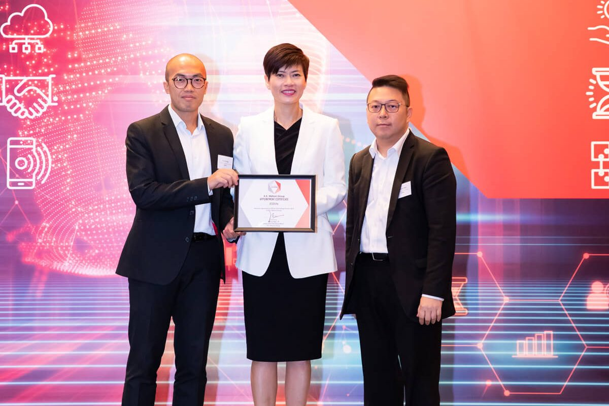 ESDlife Digital Solutions Becomes The Official Tech Partner of A.S. Watson Group