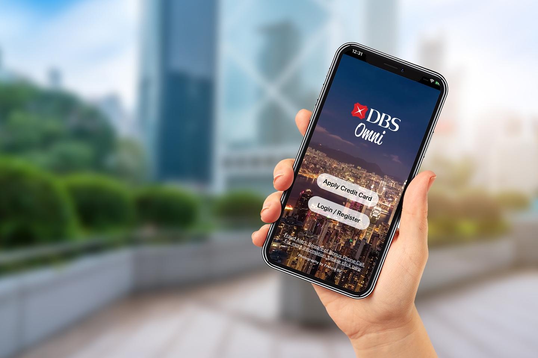 DBS Bank DBS Omni App