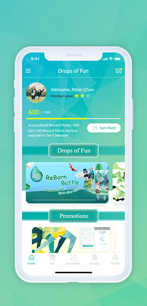 """Choose your gifts with Watsons Water """"Drop of Fun"""" App"""