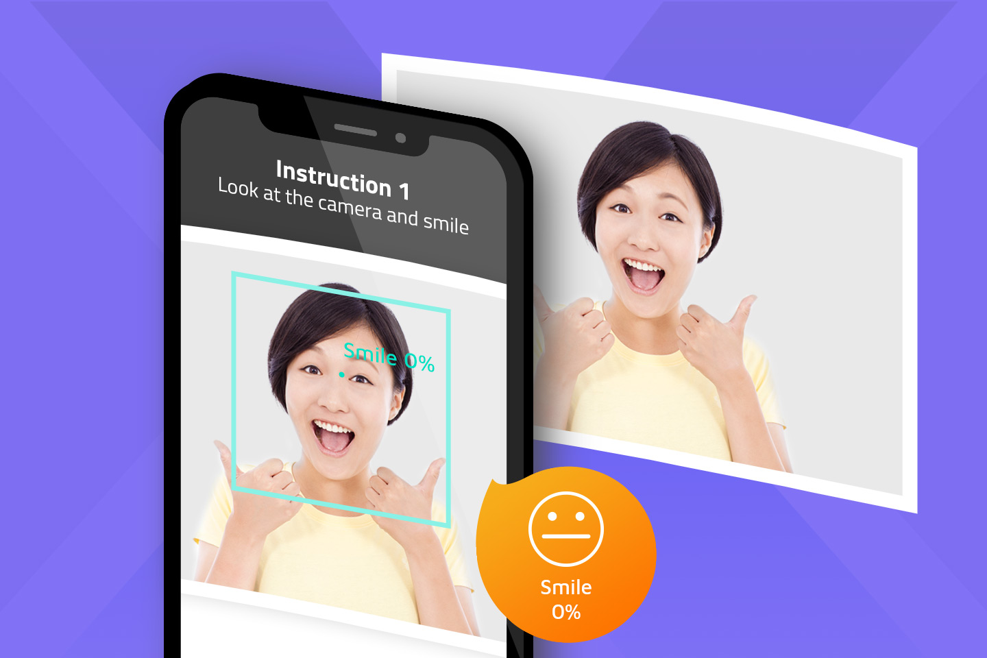 Facial Recognition Feature with Zero Finance X Wallet App
