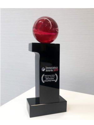 "ESDlife Digital Solutions Wins ""Digital Insurance Initiative of the Year – Hong Kong"" at Insurance Asia Awards 2019"