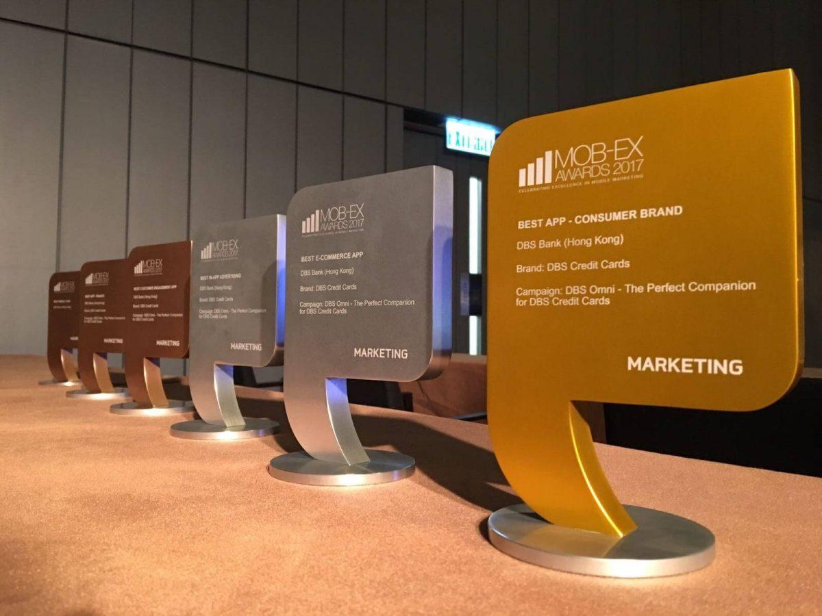 ESDlife Digital Solutions Sweeps 6 Awards at MOB-Ex Awards 2017