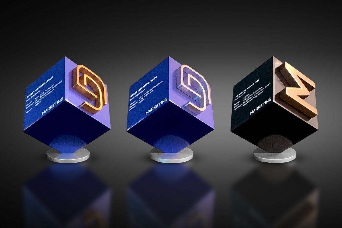 ESDlife Digital Solutions Team Wins the DigiZ Awards and MARKies Awards 2020