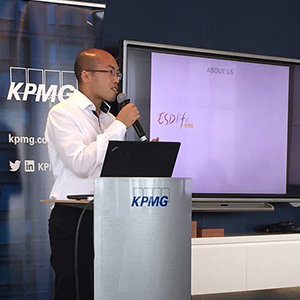 ESDlife Digital Solutions Speaks and Shares Insights on Latest e-Commerce and Online Payment at KPMG